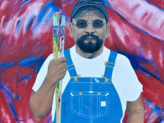 Hector Hernandez - Local Muralist